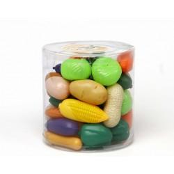 bote pvc frutas y verduras...
