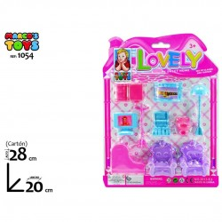 BL MOBILIARIO LOVELY 20x28...