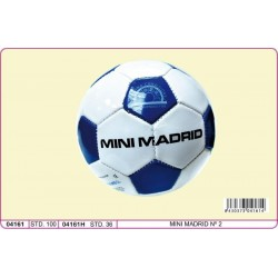 BALON FUTBOL MINI MADRID...