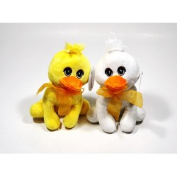 PEL MD PATOS 2 COLORES 17cm...