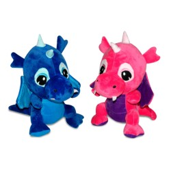 PEL GR DRAGON COLORES 33cm...