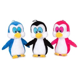 PEL MD PINGUINOS COLORES...