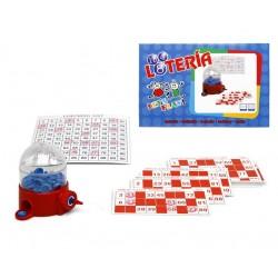 cj juego loteria 40.5x26x4...