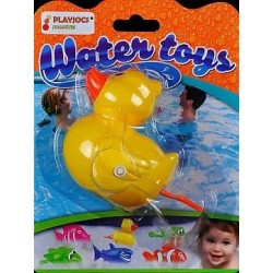 BL WATER TOYS PATO A CUERDA...