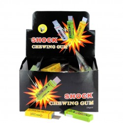 CHICLE SHOCK CALAMBRE ex24...