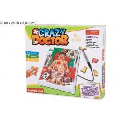 CJ JUEGO DOCTOR CRAZY...