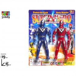 BL ROBOT SUPER HERO POWER...