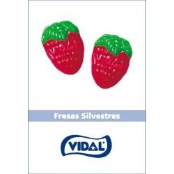 VID FRESAS SILVESTRES...