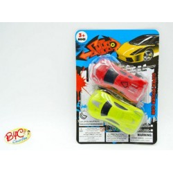 BL SPEED 2 COCHES 12.5x17.5...