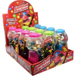 CHICLETERA GUMBALL MACHINE...