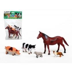 BOL FARM PLAYSET ANIMALES...