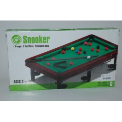 CJ SNOOKER BILLAR AMERICANO...